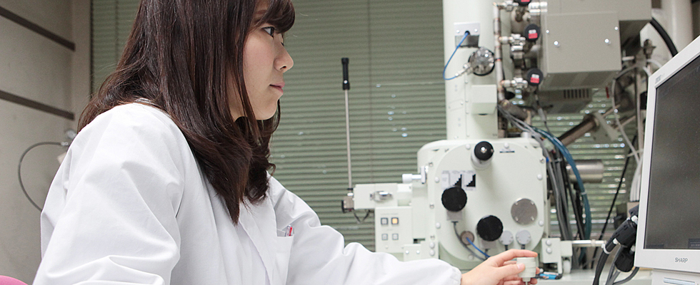 Chemistry Course, Department of Chemistry, Biology and Environmental Science, Nara Women's University website